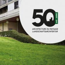 La formation en Architecture du paysage fête ses 50 ans