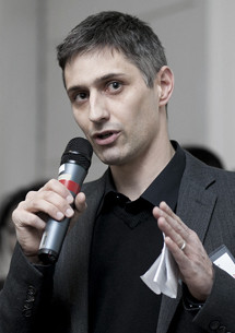 Portrait de Daniel Sciboz