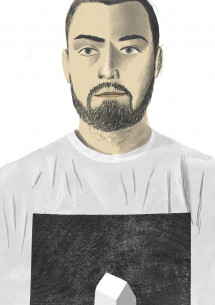 Portrait de Leonid Slonimskiy