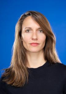 Portrait de Constance Delamadeleine