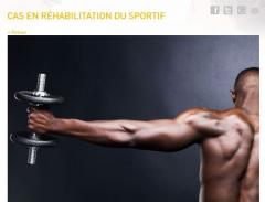 Image CAS HES-SO en Réhabilitation du sportif