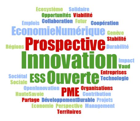Une plateforme numérique de prospective collaborative