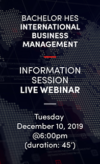 Information Session Webinar - December 10, 2019 - 6PM