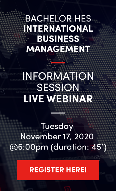 Information Session Webinar - November 17, 2020 - 6PM