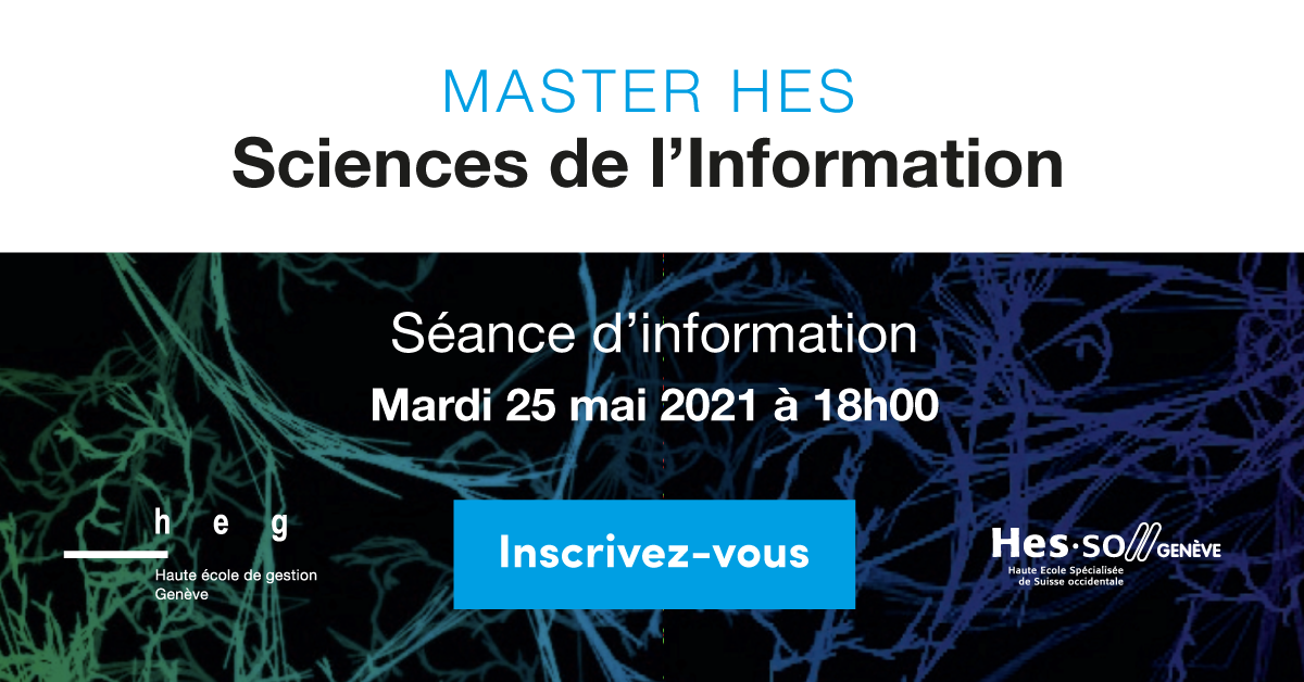 Séance d'information Master IS