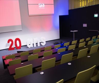 20 ans HEG-Genève - partie officielle