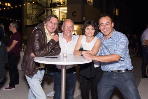 20 ans HEG-Genève - cocktail