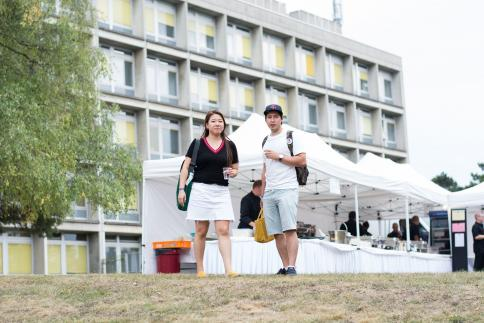 20 ans HEG - ambiance, animations et concerts