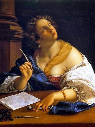 """Allegory of Rhetoric"""" (1650)"""