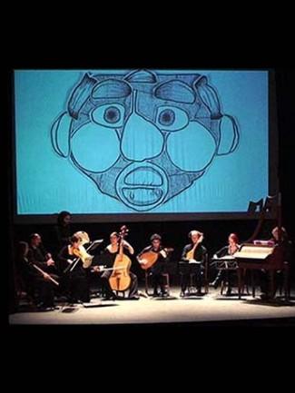 Département musique ancienne © HEM - Genève.