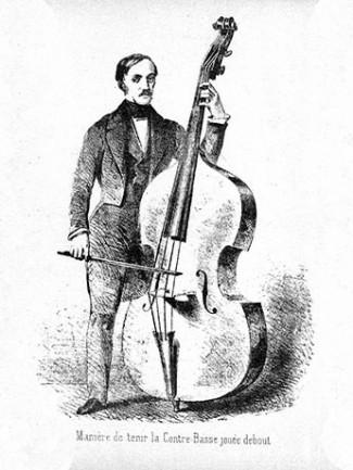 Charles Labro, Méthode de contrebasse, Op. 119, Bibliothèque du Conservatoire de Musique de Genève.