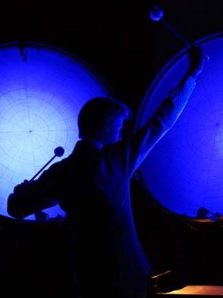 Photo prise dans le cadre du projet « SkinActive – Un instrument de musique augmenté »