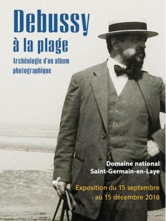 Couverture du livre Debussy à la plage © Haute école de musique de Genève