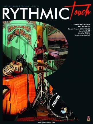 Couverture de l'ouvrage Rythmic Touch © HEM - Genève.