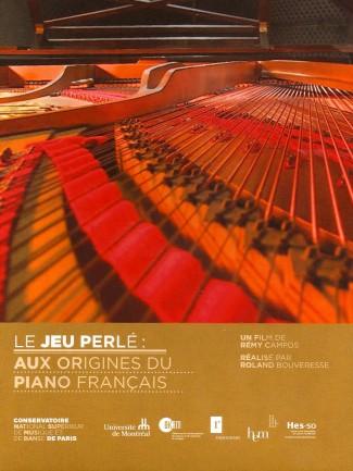 Intérieur d'un piano Pleyel fabriqué en 1929 (collection particulière).