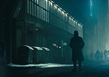 visuel tiré du film Blade Runner