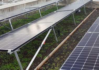 Photo espace toiture projet Planète janvier 2021
