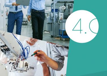 Visuel programme Industrie et économie 4.0