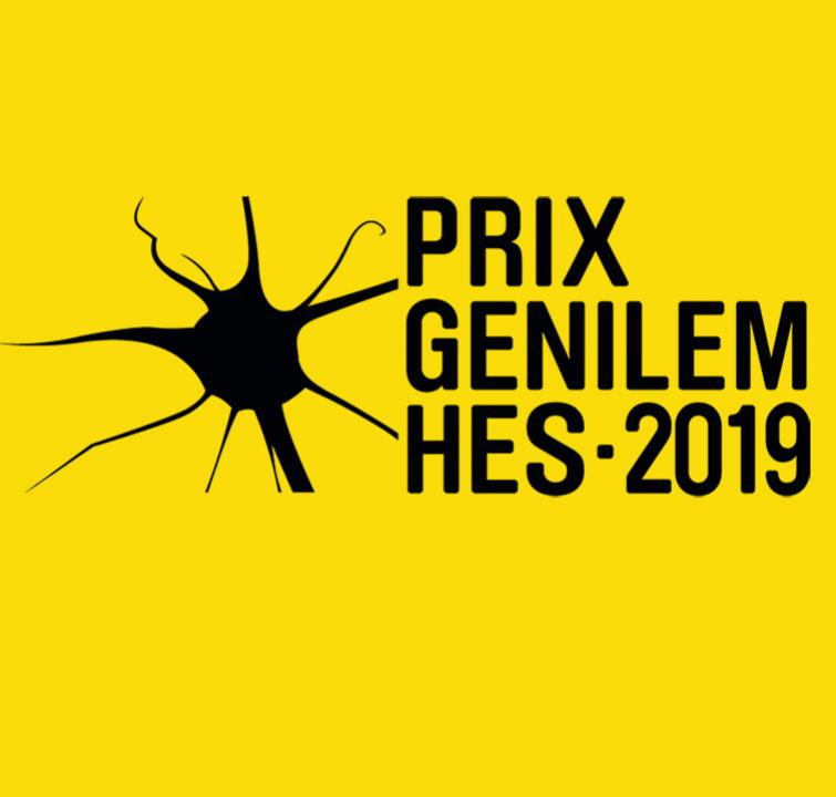 Logo Prix Genilem HES 2019