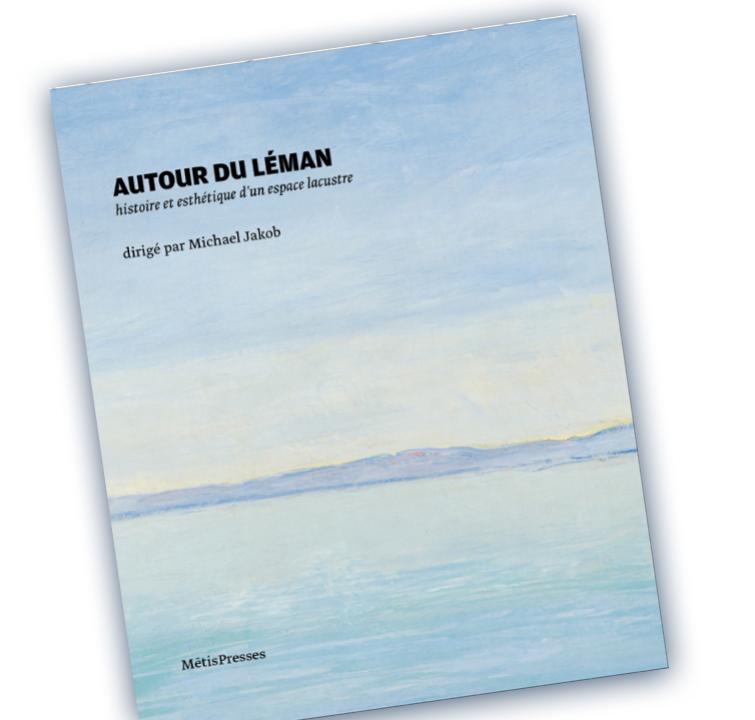 Photo couverture Autour du Léman