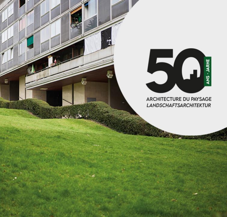 Lignon Genève - Aménagement paysager Walter Brugger - photo Stéphane Dondicole