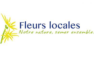 visuel du colloque fleurs locales