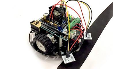 prototype robot atelier Construire son robot