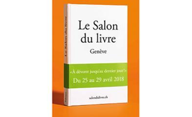Visuel Salon du livre 2018
