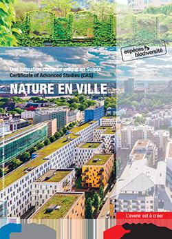 Visuel CAS Nature en ville
