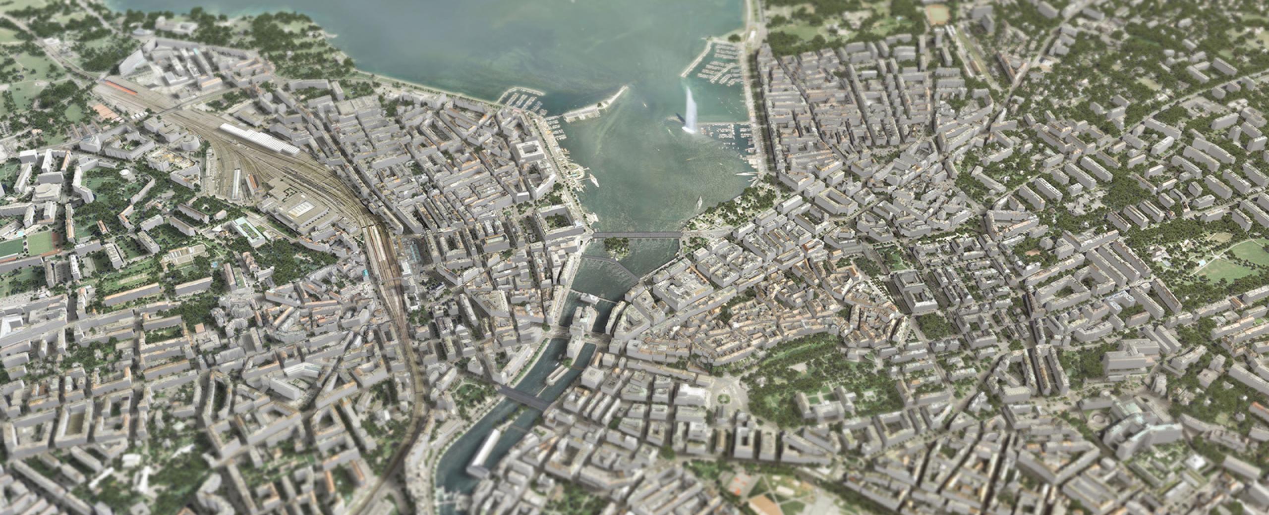 Optimisation de modèles 3D pour maquettes XXL