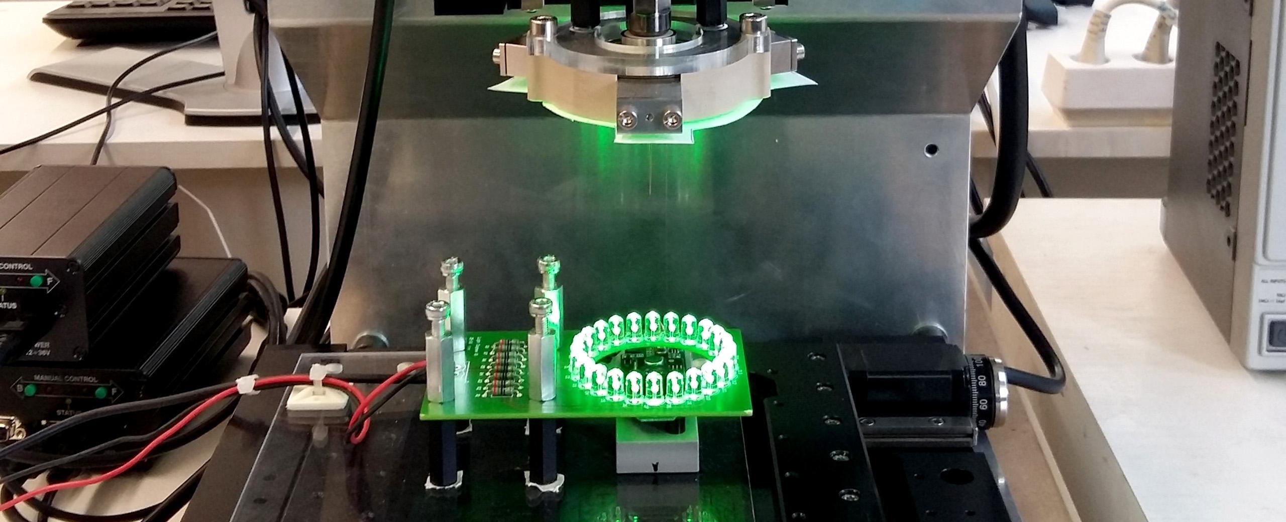 micro usinage par fraisage par électroérosion