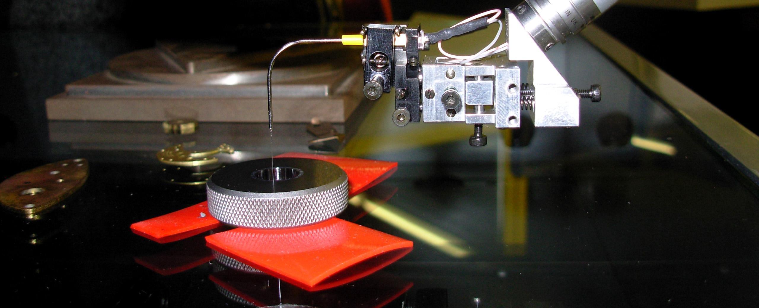 Métrologie 3D de haute précision