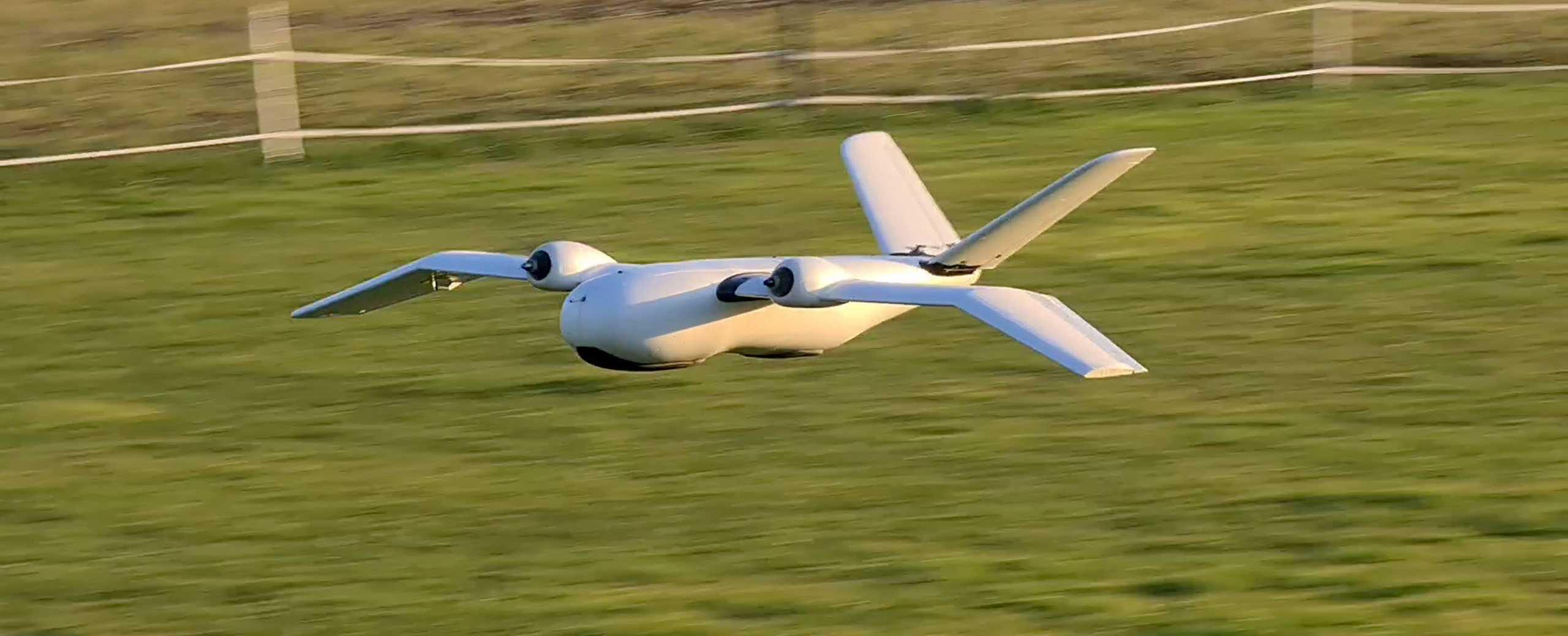 Drones pour l'humanitaire