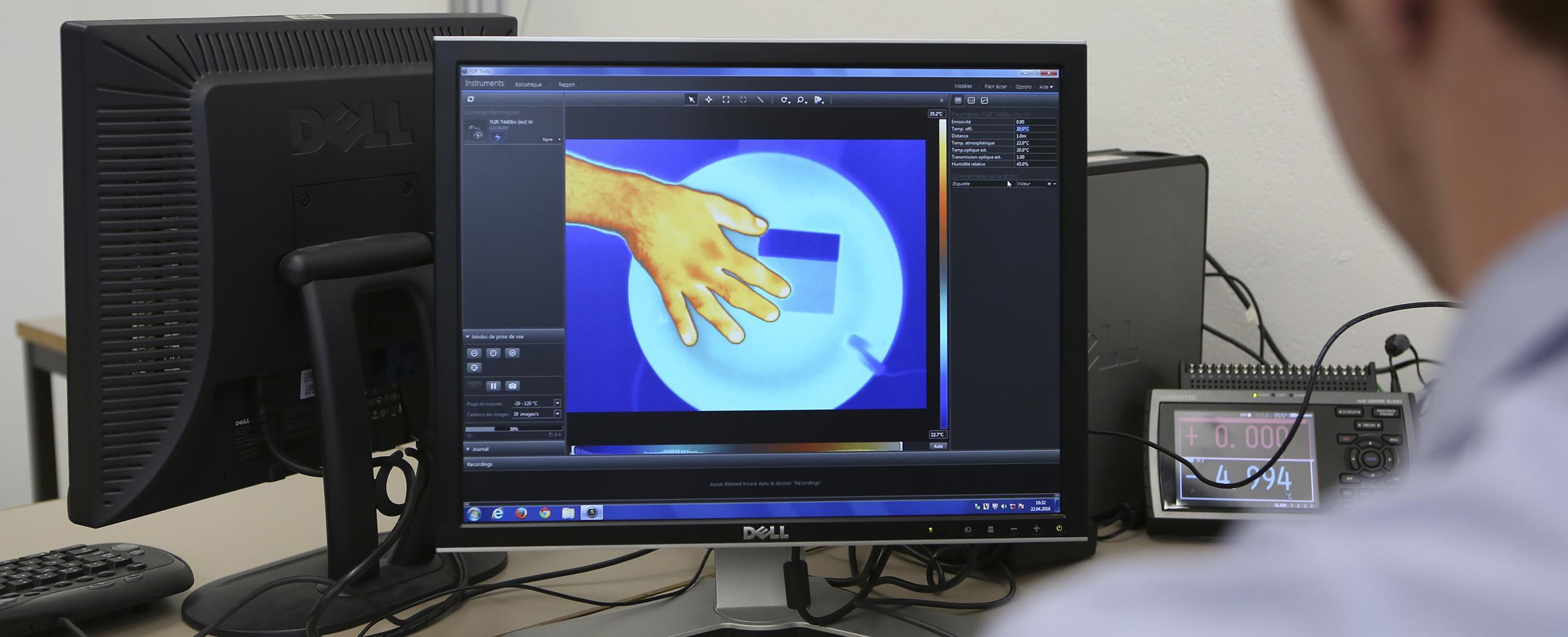 Diagnostique énergétique par imagerie infrarouge