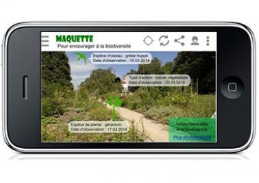 photo biopocket smartphone