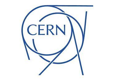 photo logo CERN