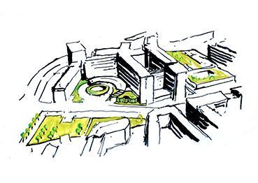 Végétalisation de façade et de toiture