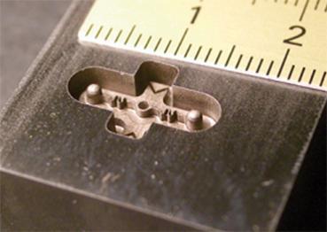 photo micro edm milling